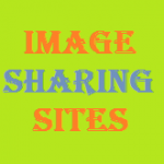 High pr free image sharing sites list for seo 2015