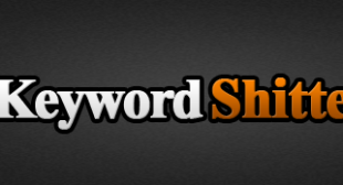 Keyword Shitter – The Bulk Keyword Tool