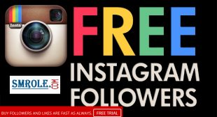How can smrole help you to get free Instagram followers and likes without survey?