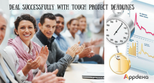 Tips to deal successfully with tight project deadlines