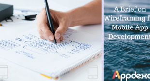 A brief on why wireframe is essential prior to actual mobile app development
