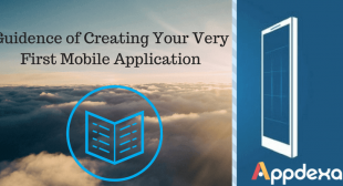 Appdexa's Educational Guide On Developing Your Very First Mobile Application