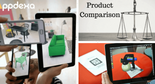 The usefulness of AR apps for product comparison