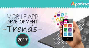 A brief of mobile app development technological trends prevailing in 2017