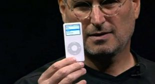 Apple Kills iPod Nano, The Device Behind Apple's First $5 Billion Hit