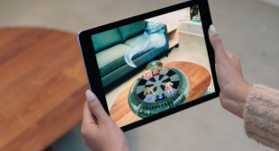 Apple launched its ARkit for the app developers