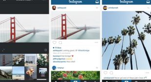 Instagram Added Portrait And Landscape Format To Its Album Feature