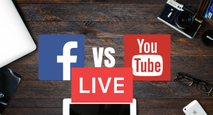 Facebook Live VS YouTube Live