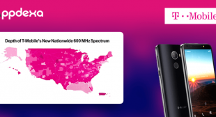 The Expansion of T-mobile Coverage