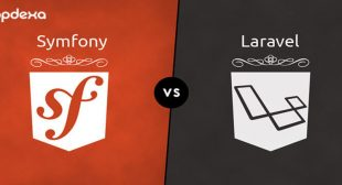 The Battle between Symfony and Laravel