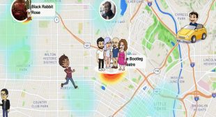 Snapchat Using Its 'Snap Maps' Feature To Help Harvey Victims in Houston