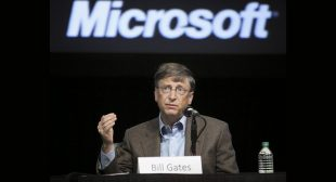 Bill Gates said AI will not just enhance your productivity