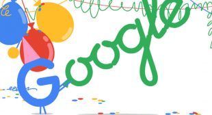 Google has celebrated its 19th birthday