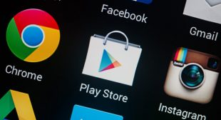 What is the biggest problem Google Play Store is suffering from?