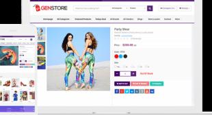 Create Multivendor Marketplace using GenStore Marketplace Software
