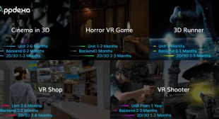 Know About The Elements That Affect The Cost Of VR Apps