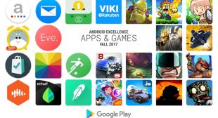 Google Announces the best Android apps and games