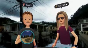 Mark Zuckerberg's VR Cartoon Explains How Facebook Using AI