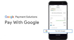 Google finally launched its 'Pay with Google' API