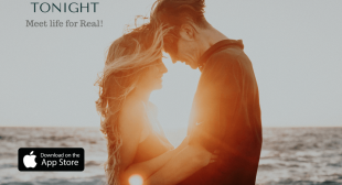 You have a date with Tonight, the new app on iOS platform optimized for real dates