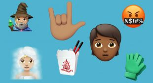 Emoji Characters are Going to Roll-out by Apple