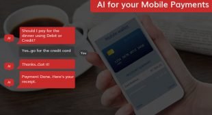 How AI mobile payment apps are way more ahead than other category of mobile apps?