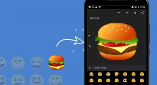 Google Redesigned The Burger Emoji To Re-place The Cheese in it