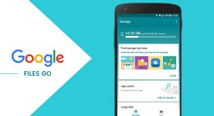 Google's smart storage app Files Go is leaked