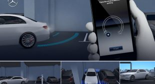 Mobile Application-Based Parking System is Developed by Mercedes Benz
