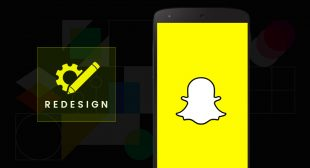 Snapchat will be redesigned as it is quite complicated to use according to the Snap CEO Evan Spiegel
