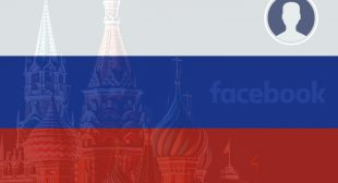 "Facebook Helps You Check If You Followed Russia's ""Troll Farm"""