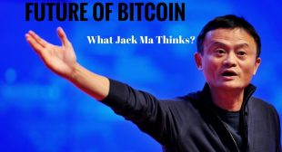 I Am Not A Bitcoin Fan, Says Alibaba Founder Jack Ma