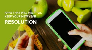 10 Apps that may be the missing link to your New Year Resolutions