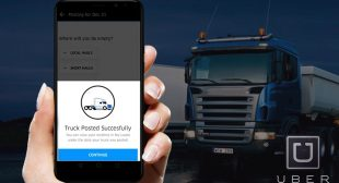 Uber Added Support For Trucking Apps: Read The Complete Story