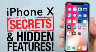 iPhone X Has Everything In Its Secret Tricks Which Will Leave You Marveled