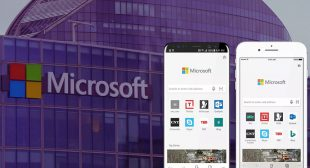 Microsoft Edge Finally Makes It To The Android And iOS Smartphones