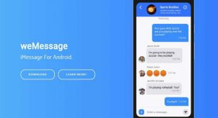This app lets you send iMessage without having an iPhone