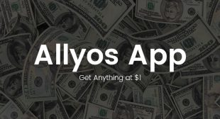 Buy Anything Just At $1 in Alloys App