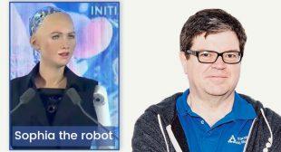 Why Facebook's Head Of AI Hates AI robot- Sophia