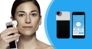 Neutrogena is launching an iPhone Skin Scanner gadget