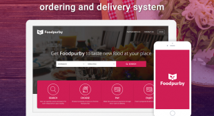 FoodPanda,Just Eat,Zomato,Eat24,Talabat clone script|Online food ordering and delivery script|FoodPurby