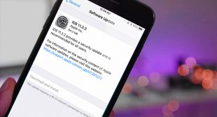 Apple's iOS 11.2.2 Update Is Showing Varying Effects In iPhones