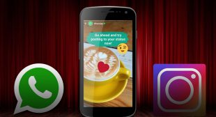 Instagram stories soon can be shared as WhatsApp status
