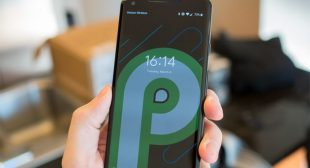 Google Published the developer preview Of Android P