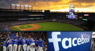 Facebook Exclusive Deal For Live stream Of MLB games