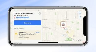 Apple Adds Transit Direction Feature in Maps for Virginia and Missouri