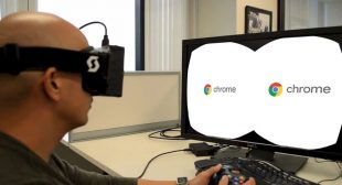Google Chrome Browse gained WebVR support