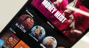 Netflix stories are here with 30-second video preview