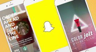 Snapchat Testing Non-Skippable Video Ads