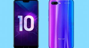 Check out the Honor 10 Release Date, Specifications, and Price